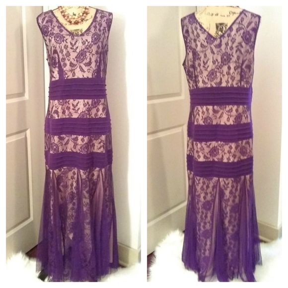 Cardalite Dresses & Skirts - Cardalite Women's Evening Gown sz 1x
